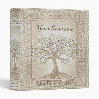 Family Tree Genealogy Album Binders