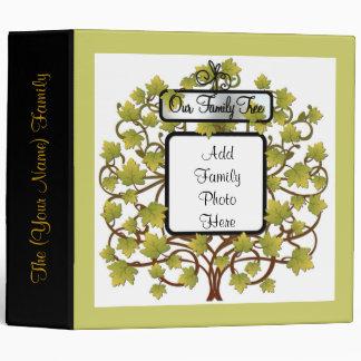 FAMILY TREE GENEALOGY ALBUM FOR DAD BINDER