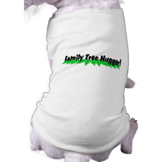 Family Tree Hugger Pet Clothes