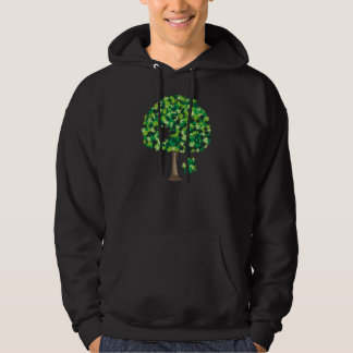 Family Tree Jigsaw Puzzle Hoodie