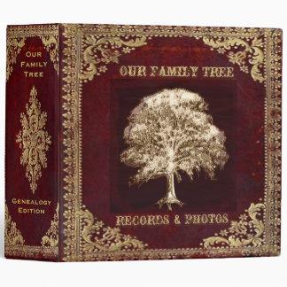 Family Tree | Records Vinyl Binder
