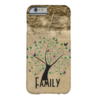 Family tree Roots & vines Custom Electronics case