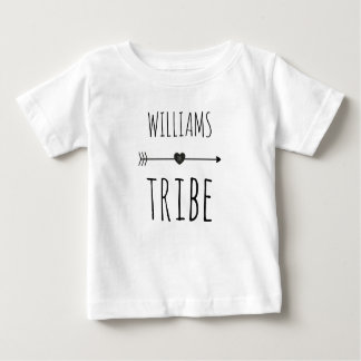 Family Tribe Baby Fine Jersey Tee