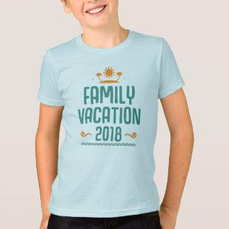 family vacation t shirt 2018