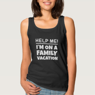 Family Vacation Tank Top