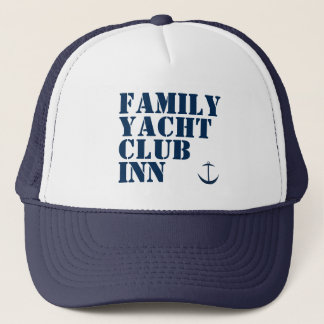 Family Yacht Club Inn Hat VERSION 2