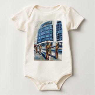 famine memorial baby bodysuit