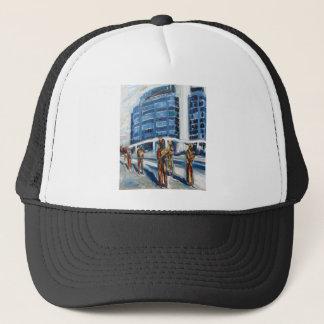 famine memorial trucker hat
