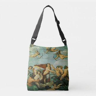 Famous Art Cross Body Bag