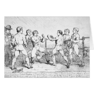 Famous Battle Between R.Humphreys and D. Card