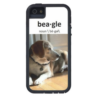 Famous Beagles: iPhone 5/5S Case (Shock-Absorbing)