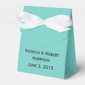Famous Blue Wedding | Favor Box
