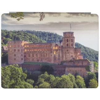 Famous castle ruins, Heidelberg, Germany iPad Cover