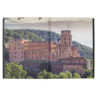 "Famous castle ruins, Heidelberg, Germany iPad Pro 12.9"" Case"