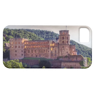 Famous castle ruins, Heidelberg, Germany iPhone 5 Cover