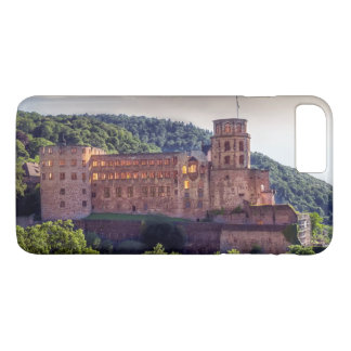 Famous castle ruins, Heidelberg, Germany iPhone 8 Plus/7 Plus Case