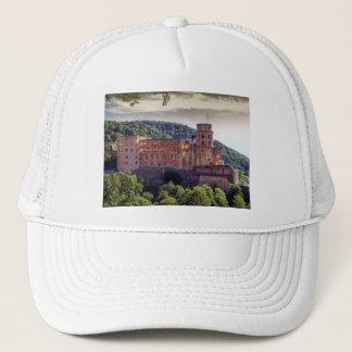 Famous castle ruins, Heidelberg, Germany Trucker Hat