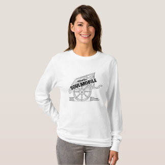 Famous chariot from Plato's Phaedrus!!! T-Shirt