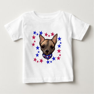FAMOUS CLIFF 4TH OF JULY BABY T-Shirt