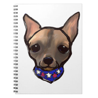 FAMOUS CLIFF 4TH OF JULY NOTEBOOKS