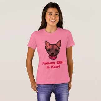 Famous Cliff Is Kewl T-Shirt