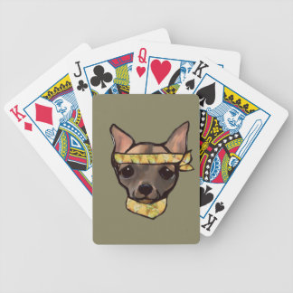 FAMOUS CLIFF- SOLDIER BICYCLE PLAYING CARDS