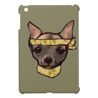 FAMOUS CLIFF- SOLDIER iPad MINI COVER