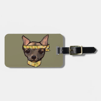 FAMOUS CLIFF- SOLDIER LUGGAGE TAG