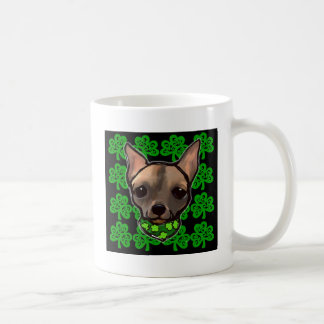 FAMOUS CLIFF - ST. PATTY COFFEE MUG