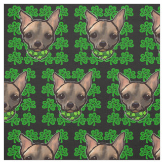 FAMOUS CLIFF- ST. PATTY FABRIC