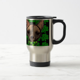 FAMOUS CLIFF - ST. PATTY TRAVEL MUG
