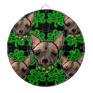 FAMOUS CLIFF ST PATTYS DAY 2 DARTBOARD