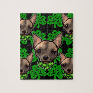 FAMOUS CLIFF ST PATTYS DAY 2 JIGSAW PUZZLE