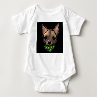FAMOUS CLIFF ST PATTYS DAY BABY BODYSUIT