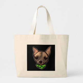 FAMOUS CLIFF ST PATTYS DAY LARGE TOTE BAG