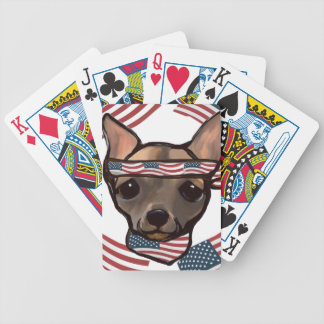 FAMOUS CLIFF USA BICYCLE PLAYING CARDS