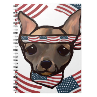 FAMOUS CLIFF USA NOTEBOOKS
