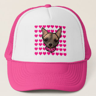 FAMOUS CLIFF VALENTINES DAY TRUCKER HAT