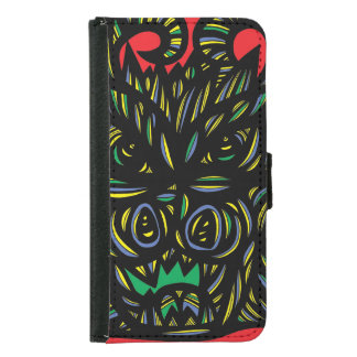 Famous Courageous Moving Superb Samsung Galaxy S5 Wallet Case