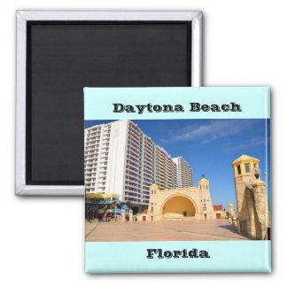 famous daytona beach florida magnet