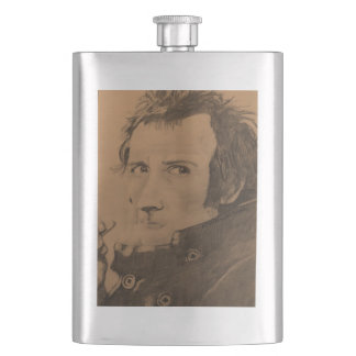 Famous Hip Flask