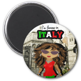 Famous in Italy - Diva Magnet