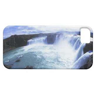 Famous Jodafoss Falls in North Central Iceland iPhone 5 Cases