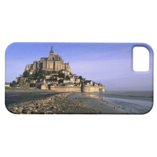 Famous Le Mont St. Michel Island Fortress in Case For The iPhone 5