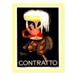 Famous Leonetto Cappiello Italian Champagne Post Card
