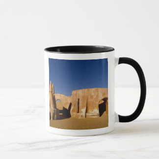 Famous movie set of Star Wars movies in Sahara Mug