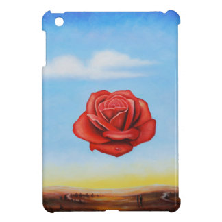 famous paint surrealist rose from spain cover for the iPad mini