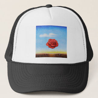 famous paint surrealist rose from spain trucker hat