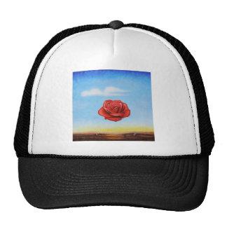 famous paint surrealist rose from spain trucker hat