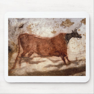Famous Pre-historic Ancient Cave Paintings Mouse Pad